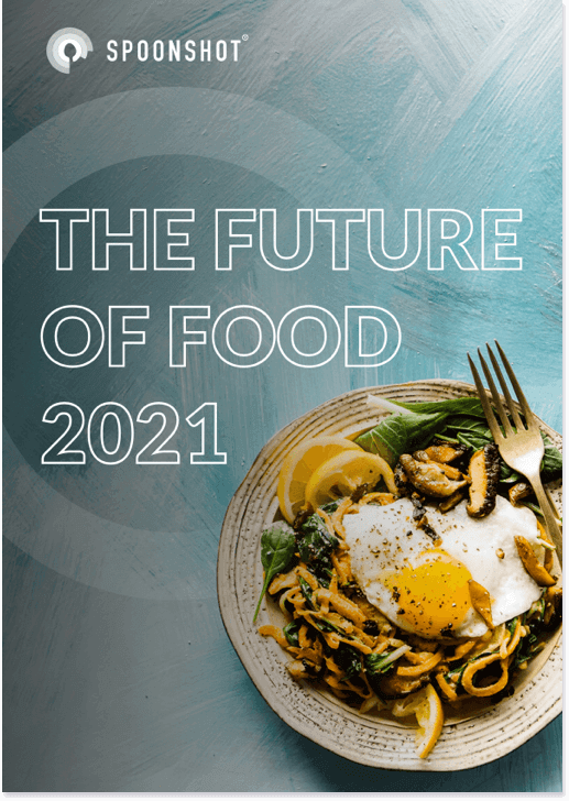 The future of food: 2021