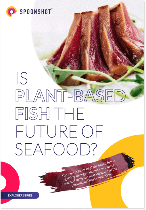 Is plant-based fish the future of seafood?