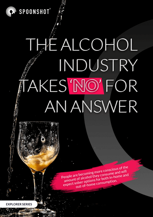 The Alcohol Industry Takes 'No' For An Answer