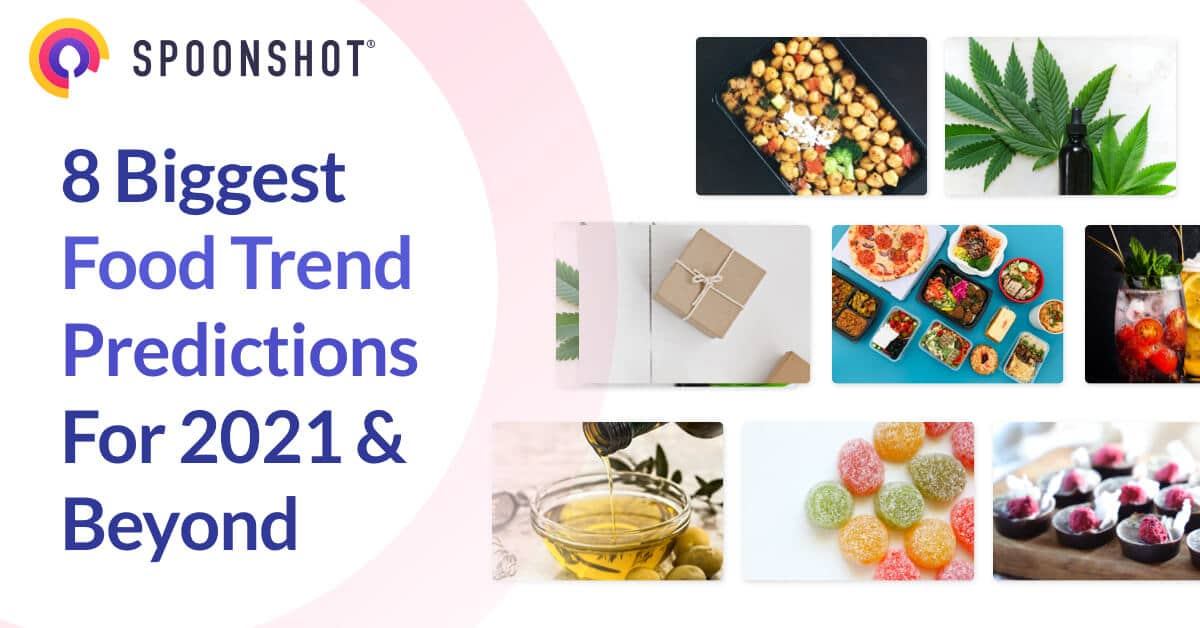 8 biggest food trend predictions for 2021