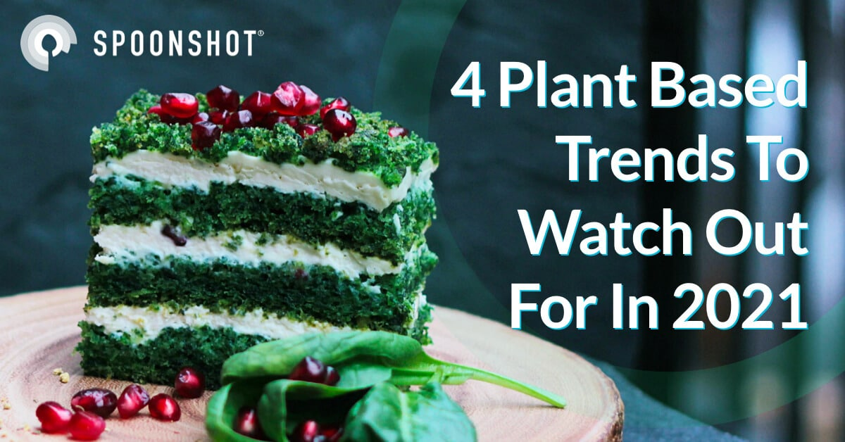 4 Plant Based Dessert Brands To Watch Out For In 2021 Spoonshot Blog