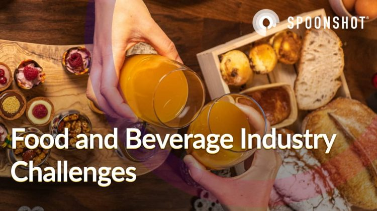 Food and Beverage Industry - Challenges & Opportunities